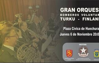 Gran Orquesta Bomberos Voluntarios Turku - Finlandia