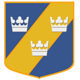 "Sexta Compañía ""Bomba Suecia"" Logo"